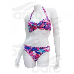 Barco women's SW04 Jungle Flowers Push-up Bikini