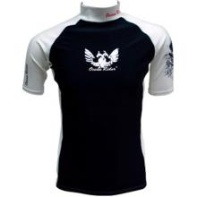 Barco Men'S KN0616 Neo Short Sleeve Rash Guard